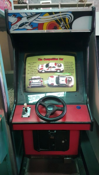 Car Game 004