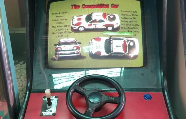 Car Game World Rally