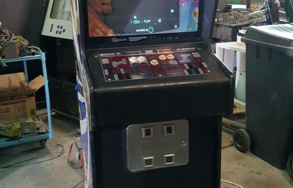 Asteroids Video Machine
