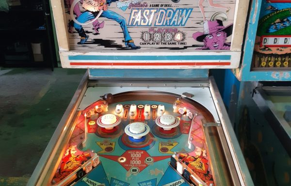 Fast Draw Manufactured by Gottliebs (SOLD)